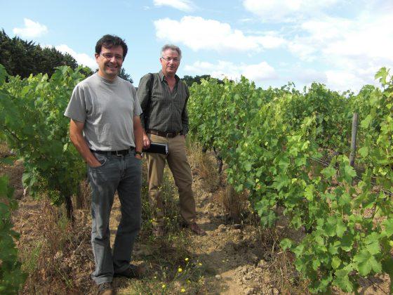 Avec Paul-Eric Chauvin