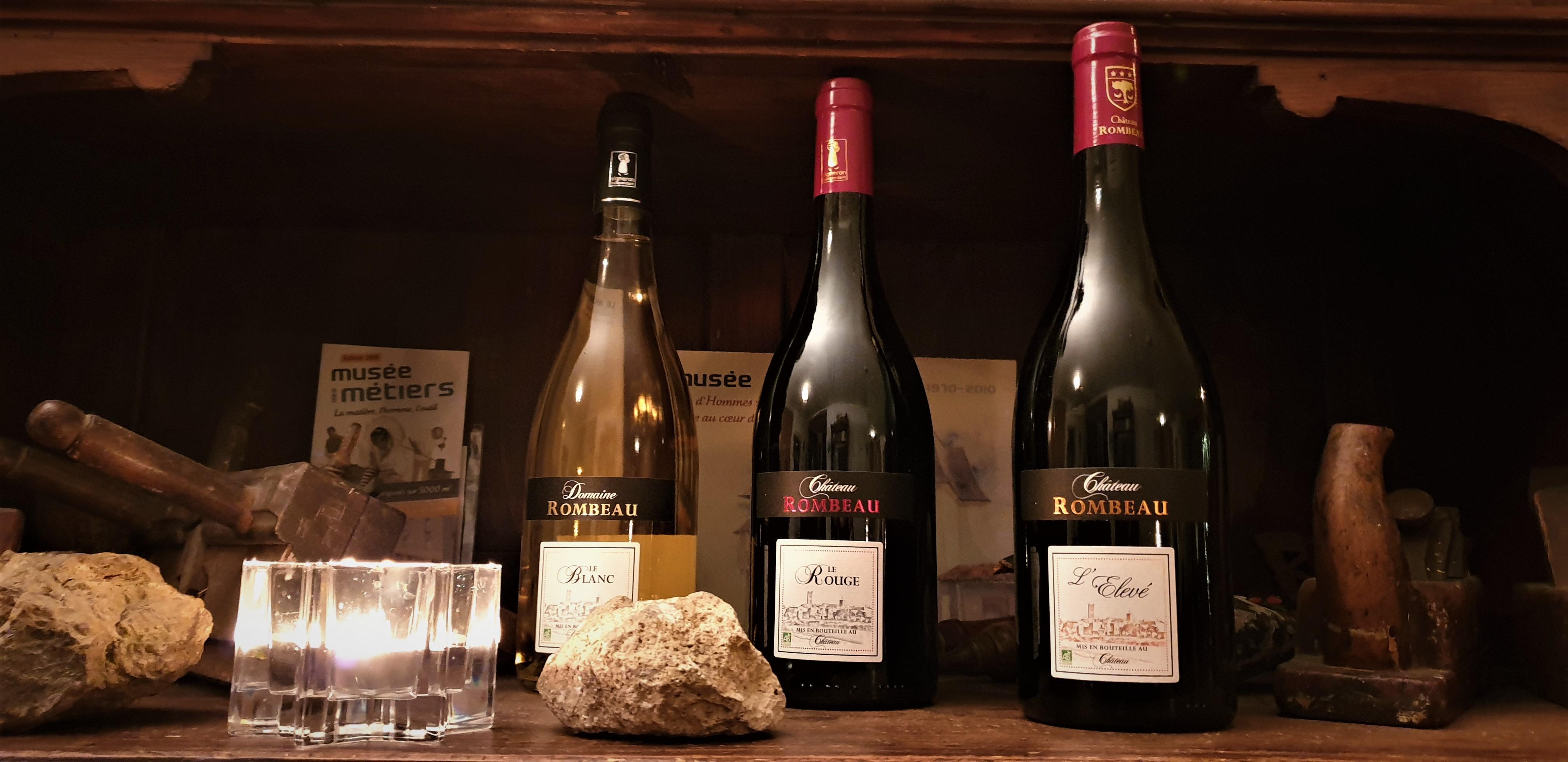 natural vineyards rombeau