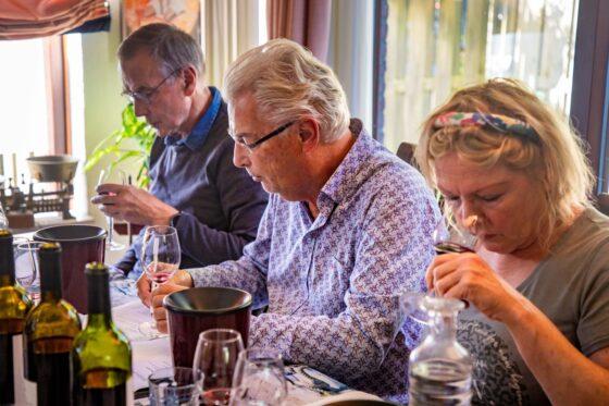 basiscursus biologische wijnen - © Fenneke Blom